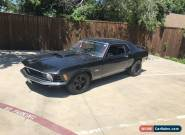 1970 Ford Mustang 351 Cleveland for Sale