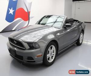 Classic 2014 Ford Mustang Base Convertible 2-Door for Sale