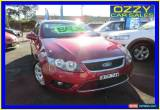 Classic 2009 Ford Falcon FG G6E Maroon Automatic 6sp A Sedan for Sale