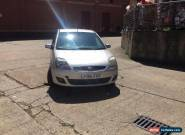 2006 FORD FIESTA GHIA SILVER for Sale