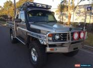 2006 Toyota Landcruiser RV for Sale