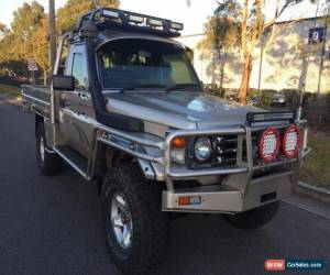 Classic 2006 Toyota Landcruiser RV for Sale