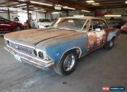 1966 Chevrolet Chevelle COUPE for Sale