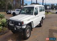 153 000 Kms 2002 Toyota Troopcarrier Ex Gov - Low Kays !!! for Sale