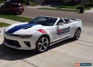 2017 Chevrolet Camaro CONVERTIBLE for Sale