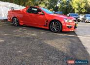 holden special vehicles Maloo R8 for Sale