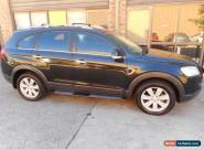 2009 Holden Captiva LX 4x4 Auto 7 seater for Sale