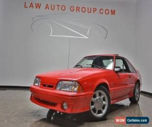 Classic 1993 Ford Mustang COBRA 2DR COUPE for Sale