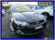 2008 Ford Falcon FG XR8 Black Automatic 6sp A Utility for Sale