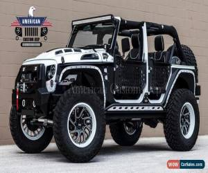 Classic 2017 Jeep Wrangler Unlimited Sport Utility 4-Door for Sale