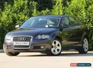 Audi A3 2.0TDI Sportback DSG 2005MY Sport FULL LEATHER for Sale