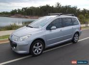 2006 Peugot 307 T6 XSE HDi Touring Wagon 5dr Manual 6 speed 2.0DT  for Sale