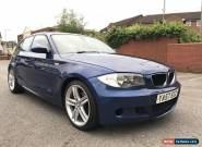 2008 BMW 1 SERIES 118D M SPORT for Sale