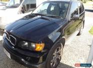 BMW x5 4WD 4X4 SUV  for Sale