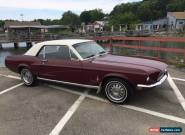 1968 Ford Mustang Bucket Seats for Sale
