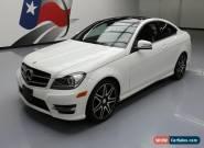 2014 Mercedes-Benz C-Class 4Matic Coupe 2-Door for Sale