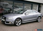 10/60 AUDI A5 3.0 V6 TDI QUATTRO S LINE SPECIAL EDITION for Sale