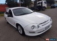 2000 Ford Falcon XR6 AU - NO RESERVE - Needs Repair  for Sale