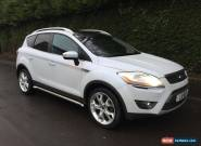 Ford kuga 4x4 2.5 titanium pearlescent white  for Sale