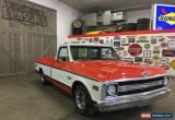 Classic 1970 Chevrolet C-10 Custom for Sale