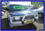 Classic 1995 Mitsubishi Pajero NJ GLS LWB (4x4) Blue Automatic 4sp A Wagon for Sale