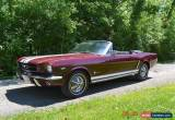 Classic 1965 Ford Mustang 2 DOOR CONVERTIBLE for Sale