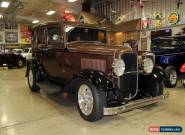 1932 Ford Other 4-Door Sedan for Sale