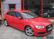 2014 AUDI A3 2.0 TDI S Line 5dr for Sale