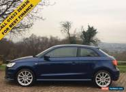 2015 65 AUDI A1 1.6 TDI S LINE 3D 114 BHP DIESEL for Sale