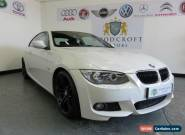 BMW 3 SERIES 2.0 320D M SPORT, White, Manual, Diesel, 2013  for Sale