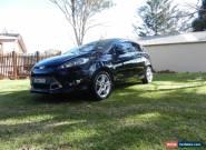2012 Ford Fiesta Zetec 5 Spd Manual for Sale