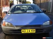 1997 Toyota Starlet Hatchback for Sale