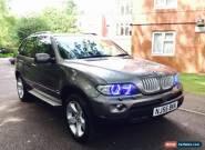 BMW x5 3.0 DIESEL SPORT AUTO for Sale