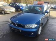 2006 BMW 1 Series 118d Sport 5dr 5 door Hatchback  for Sale