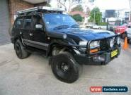 1997 Toyota Landcruiser 80 GXL 40th Ann LE (4x4) Green Automatic 4sp A Wagon for Sale