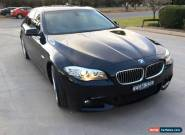 2012 BMW 520 DI Diesel Sedan for Sale