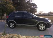 *** 2010 HOLDEN CAPTIVA *** for Sale