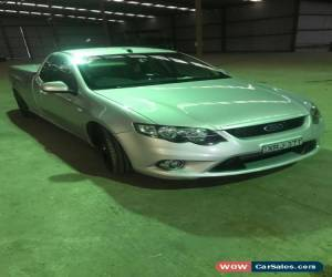Classic Modified 2010 Xr6 turbo ute  for Sale