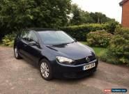 VW Golf 2.0 Bluemotion for Sale