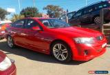 Classic 2007 HOLDEN VE COMMODORE SV6 5 SP AUTO for Sale