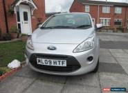 FORD KA 1.2 STYLE 3 DOOR 2009. for Sale