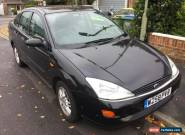 Ford Focus Ghia, No Reserve has got to go! for Sale