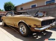1967 Chevrolet Camaro Rally Sport Coupe for Sale
