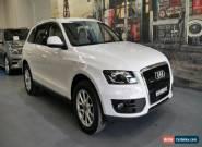 2010 Audi Q5 8R MY11 TDI S tronic quattro White Automatic 7sp A Wagon for Sale