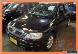 Classic 2003 Holden Astra TS SXI Black Manual 5sp M Hatchback for Sale
