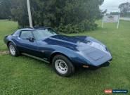 1977 Chevrolet Corvette 2DR for Sale