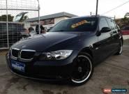 2005 BMW 320i E90 Executive Black Crystal Automatic 6sp A Sedan for Sale