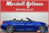 Classic 2017 BMW M4 Base Convertible 2-Door for Sale