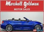 2017 BMW M4 Base Convertible 2-Door for Sale