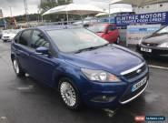 2008 Ford Focus 2.0 TDCi Titanium 5dr for Sale